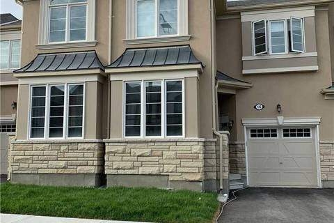 Townhouse for rent at 16 Ness Dr Richmond Hill Ontario - MLS: N4571351