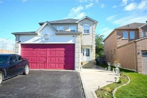 House for sale at 16 Nipigon Ct Brampton Ontario - MLS: W4390913