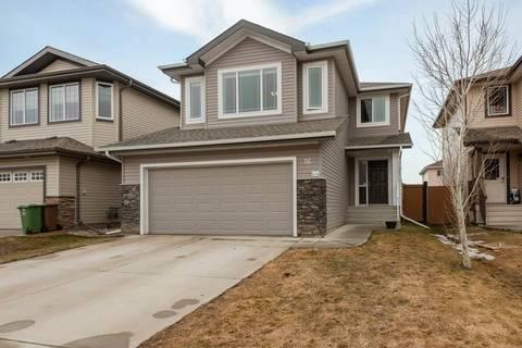 House for sale at 16 Norton Ave St. Albert Alberta - MLS: E4151957