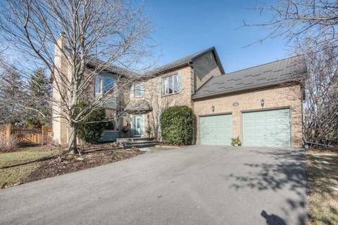 House for sale at 16 Oak Ridge Dr Halton Hills Ontario - MLS: W4397347