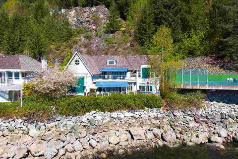 House for sale at 16 Ocean Point Dr West Vancouver British Columbia - MLS: R2361792