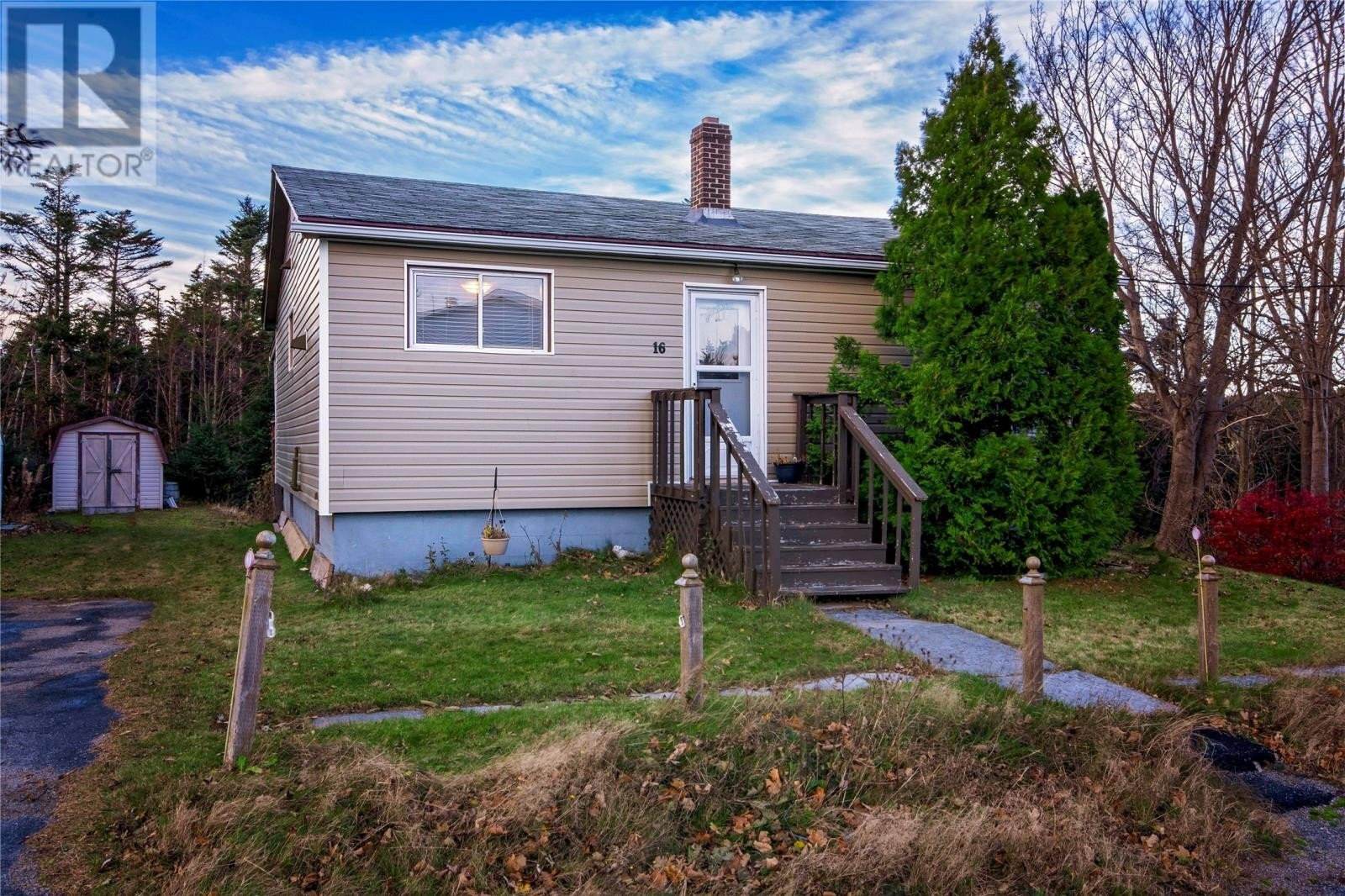 House for sale at 16 Old Flatrock Rd Flatrock Newfoundland - MLS: 1223406