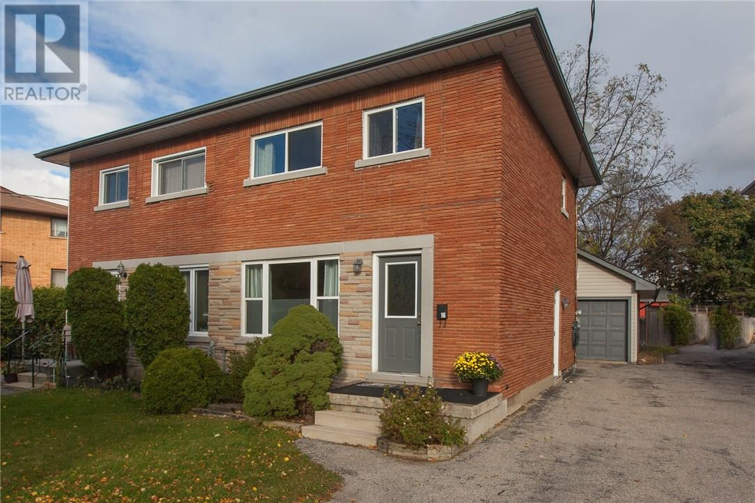 Removed: 16 Olympic Drive, Kitchener, ON - Removed on 2018-11-27 04:33:15