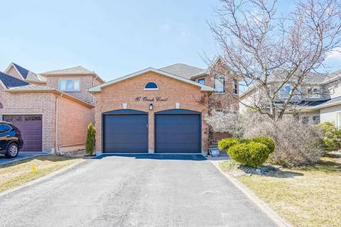House for sale at 16 Oriah Ct Vaughan Ontario - MLS: N4741183