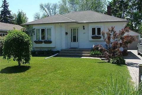 House for sale at 16 Parnell Rd St. Catharines Ontario - MLS: 30726793