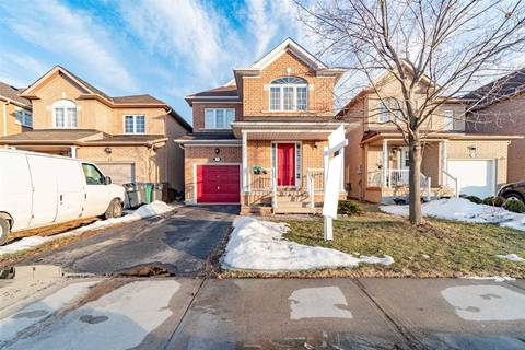 House for sale at 16 Peachleaf Cres Brampton Ontario - MLS: W4731414