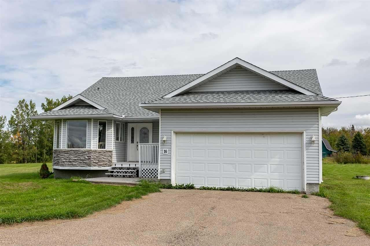 House for sale at 16 Pearl Cr Rural Sturgeon County Alberta - MLS: E4203459