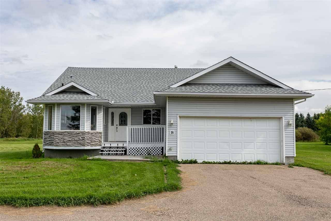 House for sale at 16 Pearl Cres Rural Sturgeon County Alberta - MLS: E4184218