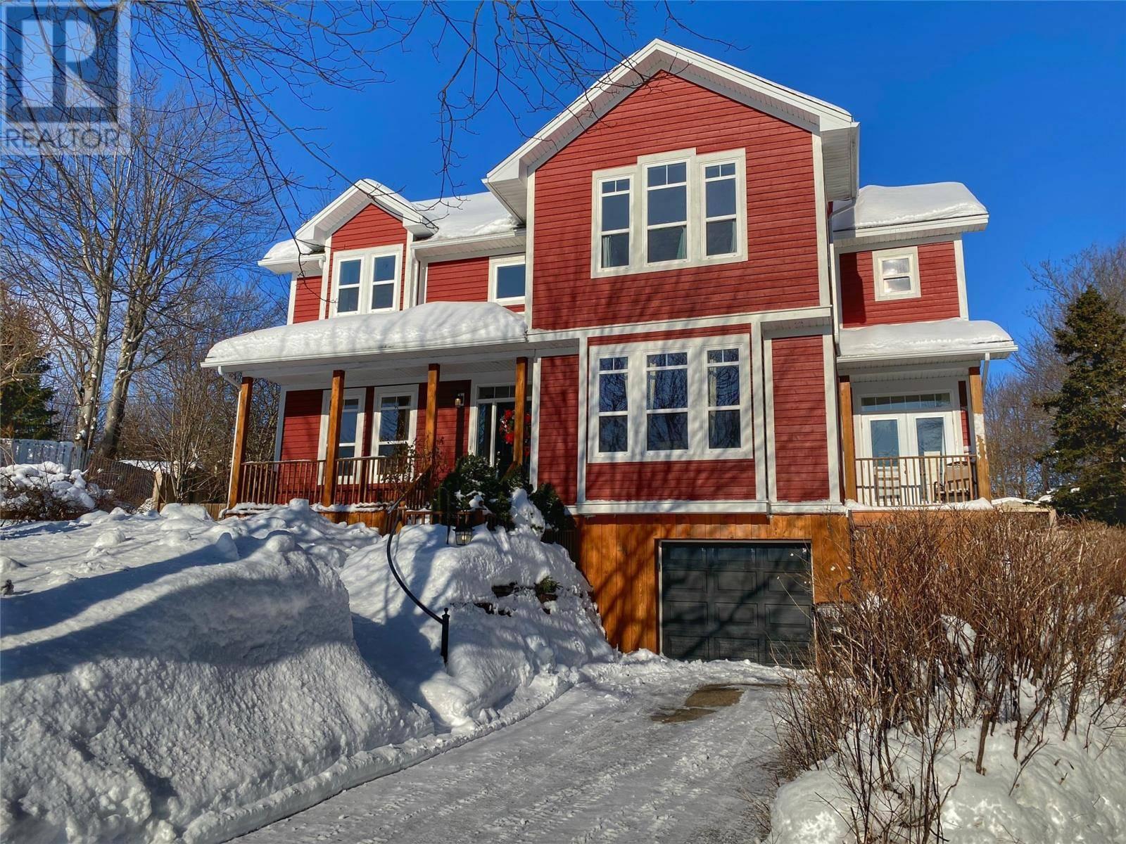 House for sale at 16 Pine Bud Pl St. John's Newfoundland - MLS: 1209675