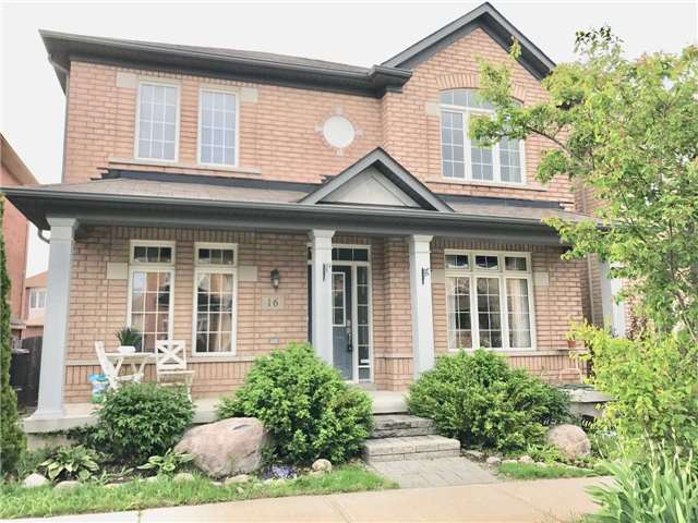 For Sale: 16 Pinecliff Avenue, Markham, ON | 4 Bed, 4 Bath House for $1,158,000. See 20 photos!