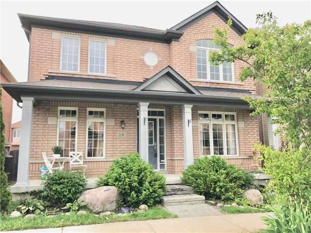 Removed: 16 Pinecliff Avenue, Markham, ON - Removed on 2018-01-11 04:45:44