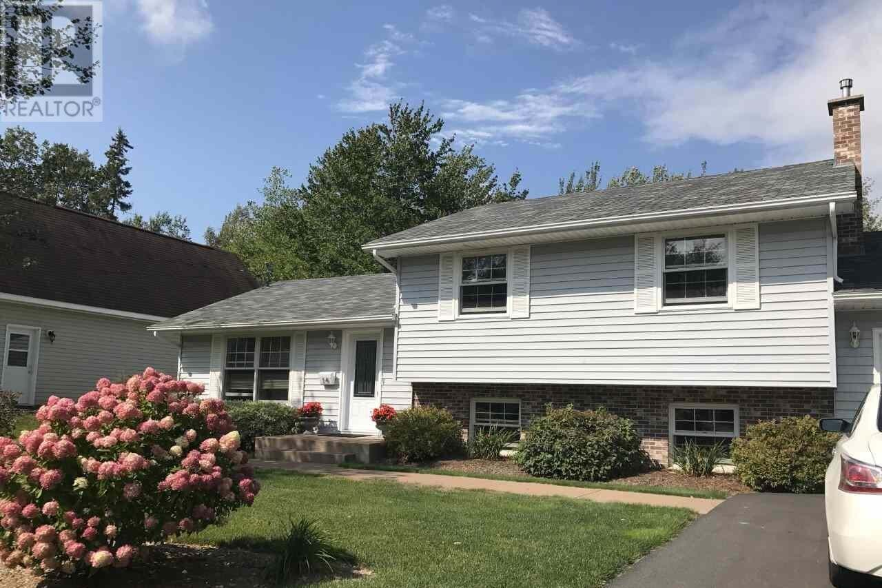 House for sale at 16 Pineview Cres Stellarton Nova Scotia - MLS: 202005562