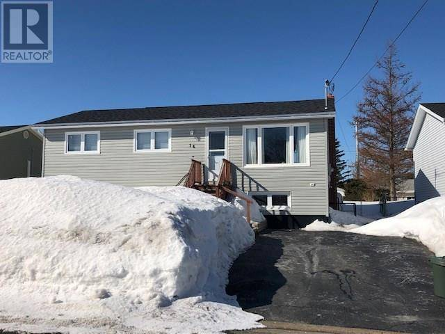 House for sale at 16 Pleasant Ave Mt. Pearl Newfoundland - MLS: 1212366