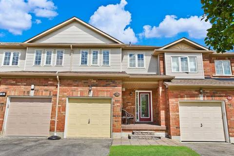 Townhouse for sale at 16 Presley Cres Whitby Ontario - MLS: E4556221