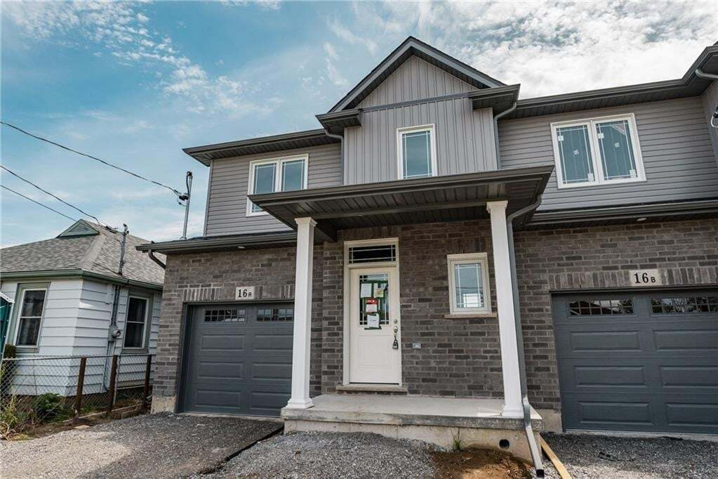 Townhouse for sale at 16 Prospect Ave St. Catharines Ontario - MLS: 30809516