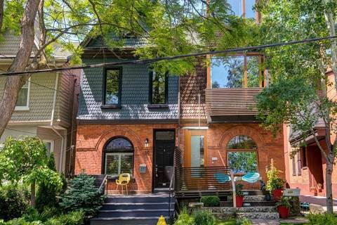 Townhouse for rent at 16 Rathnelly Ave Toronto Ontario - MLS: C4564938