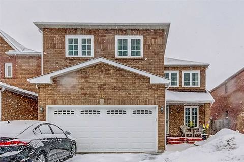 House for sale at 16 Reese Ave Ajax Ontario - MLS: E4375033