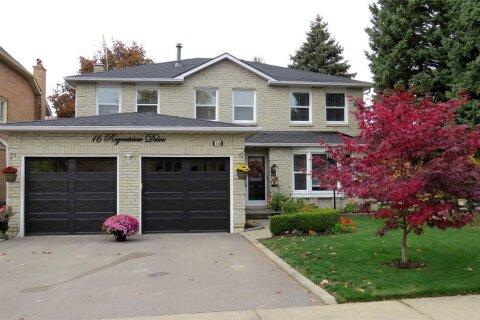 House for sale at 16 Regentview Dr Brampton Ontario - MLS: W5000702