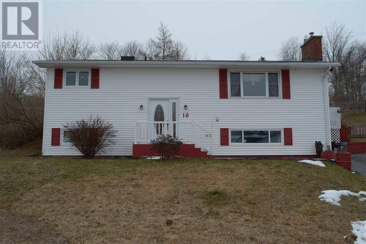 House for sale at 16 Ridgeview Dr Lower Sackville Nova Scotia - MLS: 202002176