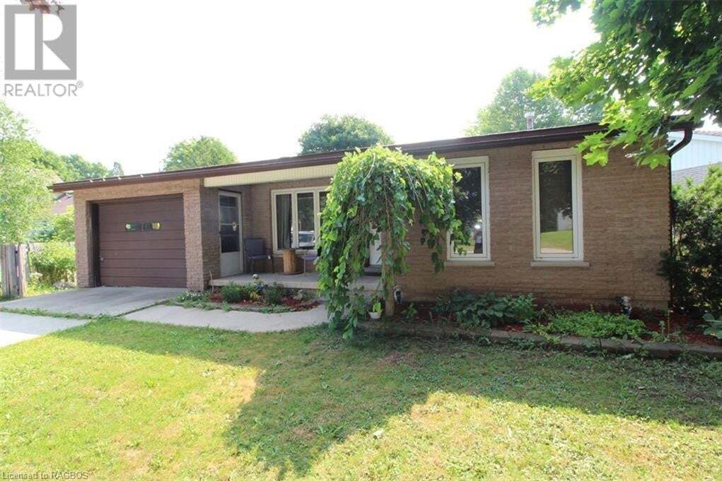 House for sale at 16 Ridout St Walkerton Ontario - MLS: 273234