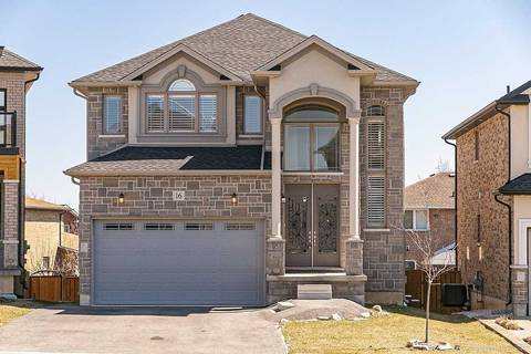 House for sale at 16 Riva Ct Hamilton Ontario - MLS: X4696410