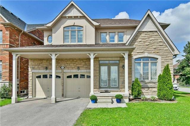 House for sale at 16 Riverstone Drive  Brampton Ontario - MLS: W4278846