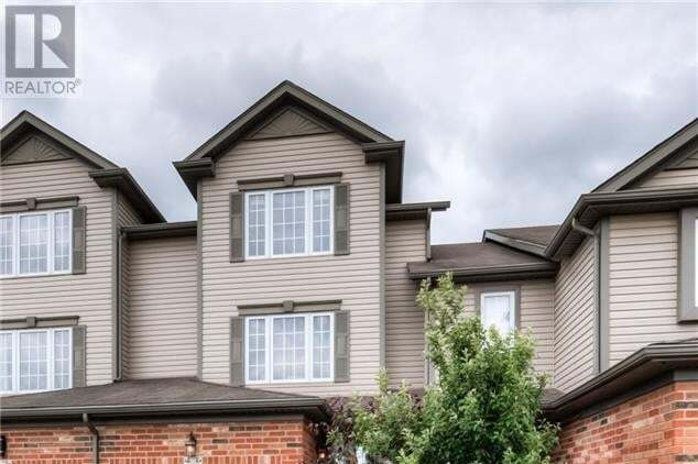 Townhouse for sale at 16 Rochefort St Kitchener Ontario - MLS: 30816426