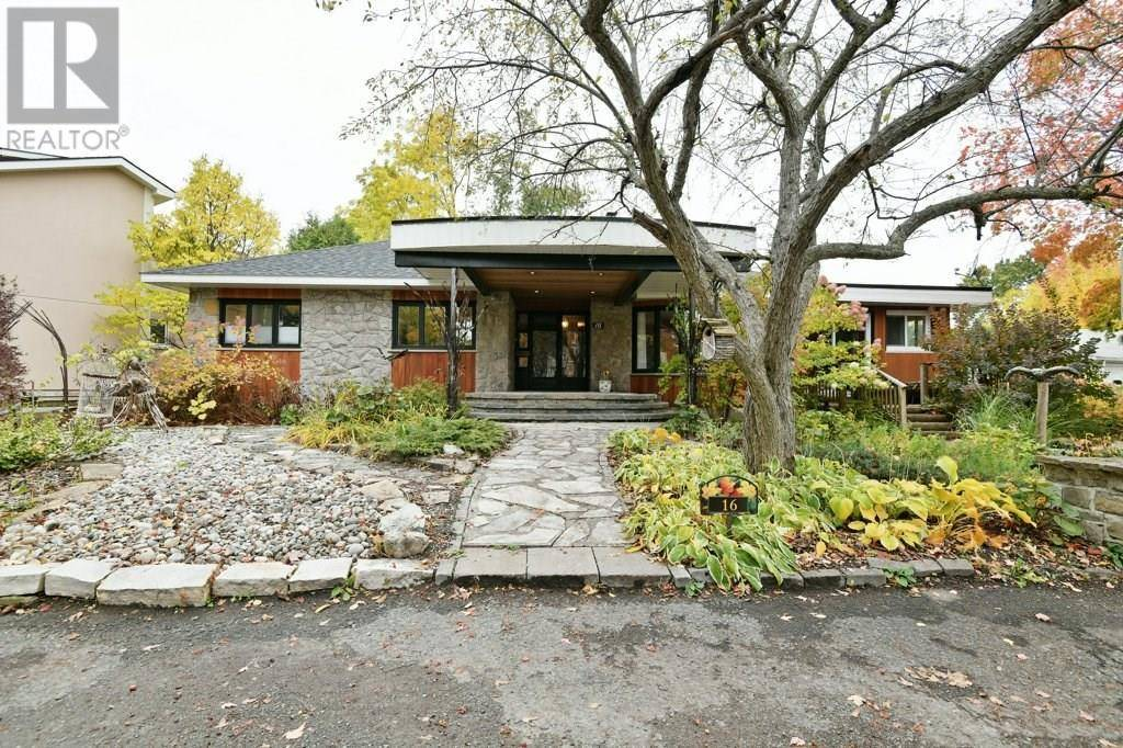 House for sale at 16 Rocky Point Rd Ottawa Ontario - MLS: 1173304
