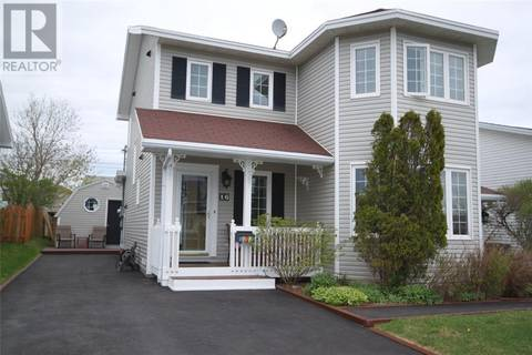 House for sale at 16 Sapphire Cres Mount Pearl Newfoundland - MLS: 1196173