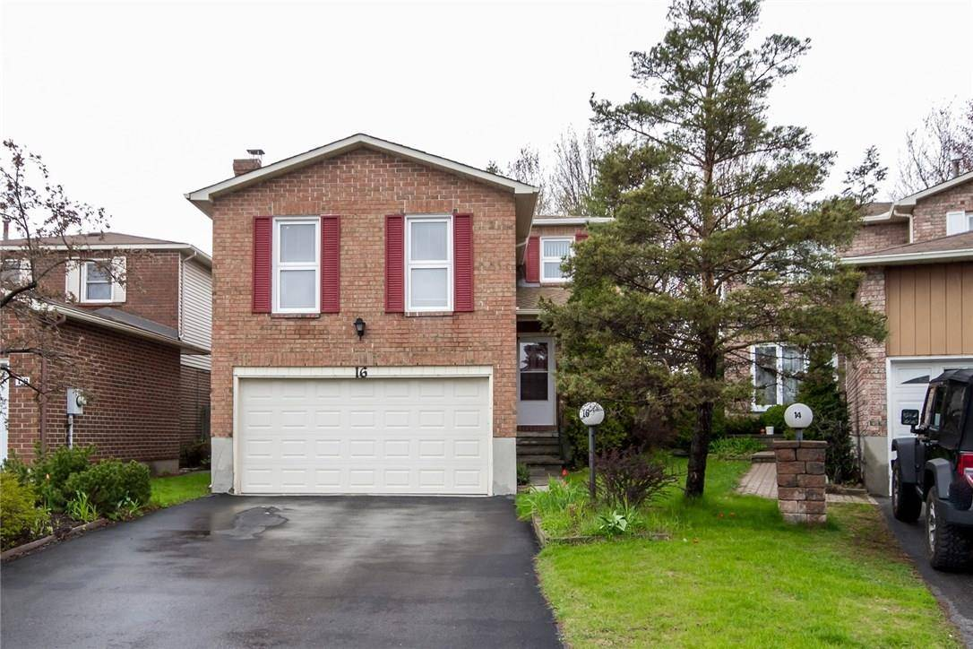 House for sale at 16 Sicard Wy Kanata Ontario - MLS: 1159525