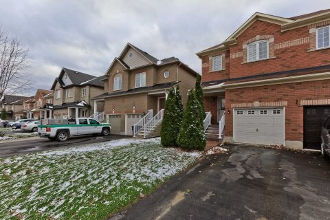 Townhouse for sale at 16 Silvervalley Dr Caledon Ontario - MLS: W4995161
