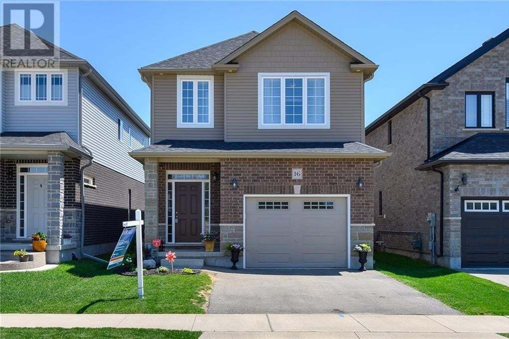House for sale at 16 Sparrow Ave Cambridge Ontario - MLS: 30808715
