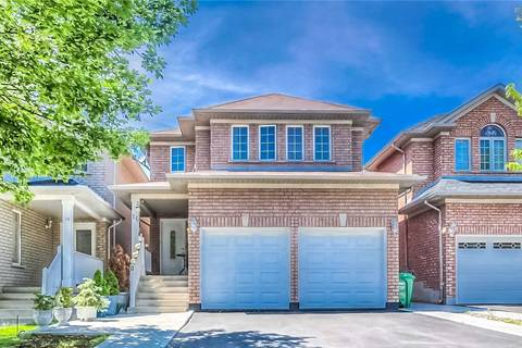 House for sale at 16 Springtown Tr Brampton Ontario - MLS: W4514358