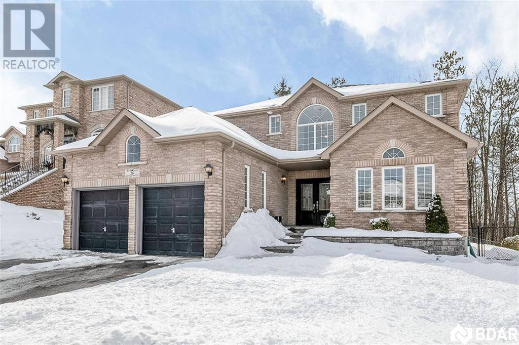 House for sale at 16 Springwood Ct Barrie Ontario - MLS: 30790308