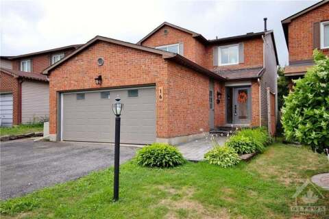 House for sale at 16 Stable Wy Ottawa Ontario - MLS: 1204503