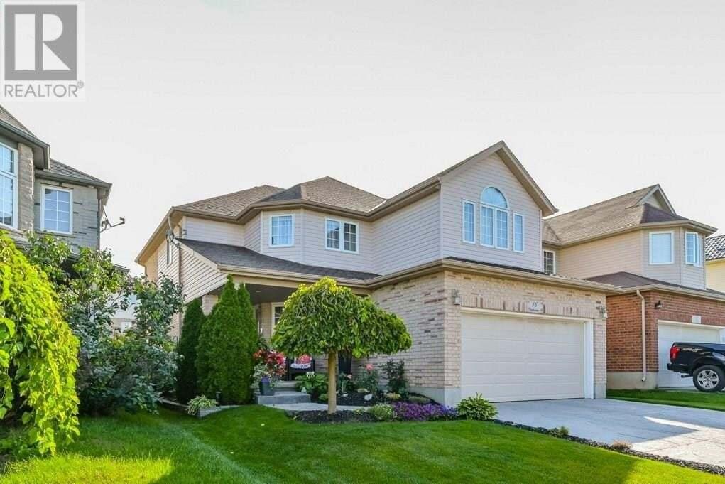 House for sale at 16 Steepleridge St Kitchener Ontario - MLS: 30808868