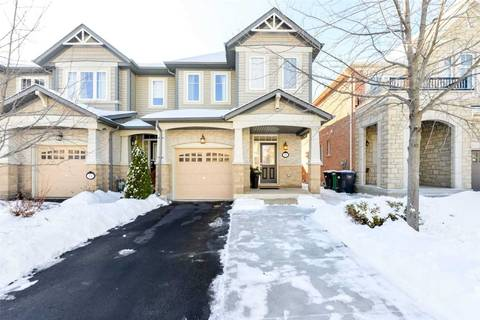 Townhouse for sale at 16 Stellar Ave Caledon Ontario - MLS: W4650868