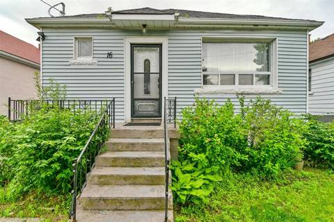 House for sale at 16 Stock Ave Toronto Ontario - MLS: W4506132