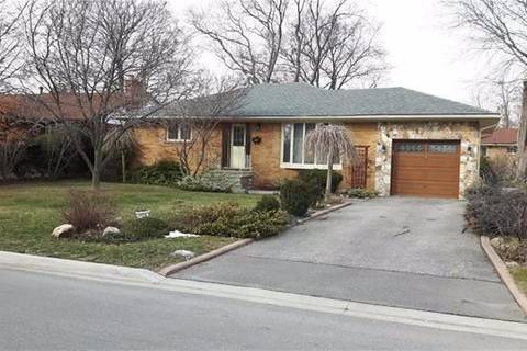 House for rent at 16 Suburban Dr Mississauga Ontario - MLS: W4732550