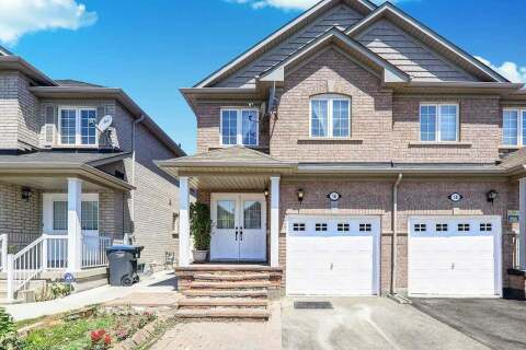 Townhouse for sale at 16 Sugarberry Dr Brampton Ontario - MLS: W4823842