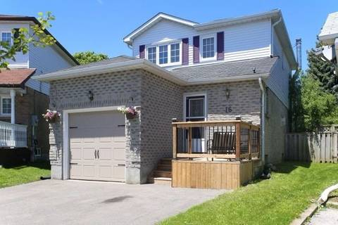 House for sale at 16 Summerlea Ct Clarington Ontario - MLS: E4473780