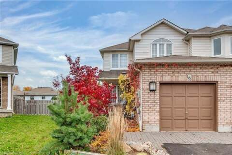 Townhouse for sale at 16 Sunset Pl Barrie Ontario - MLS: 40036040