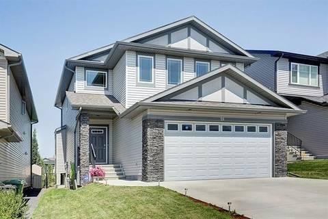 House for sale at 16 Sunset Vw Cochrane Alberta - MLS: C4261889
