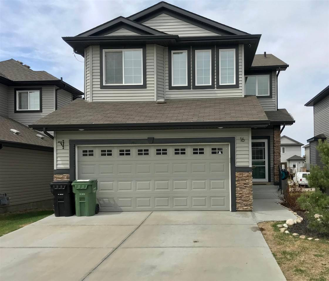 House for sale at 16 Sutherland St Leduc Alberta - MLS: E4189580