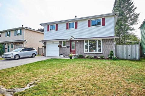 House for sale at 16 Swanston Cres Ajax Ontario - MLS: E4549844