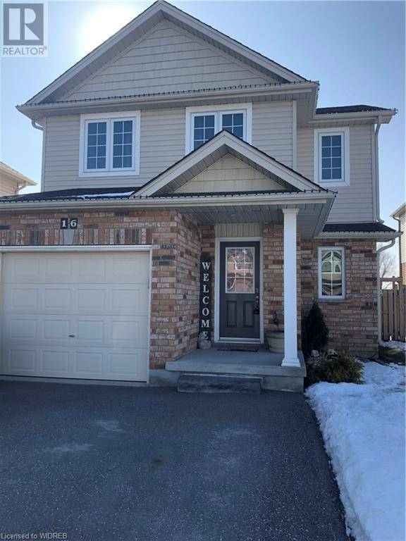 House for sale at 16 Talon Dr Woodstock Ontario - MLS: 245920