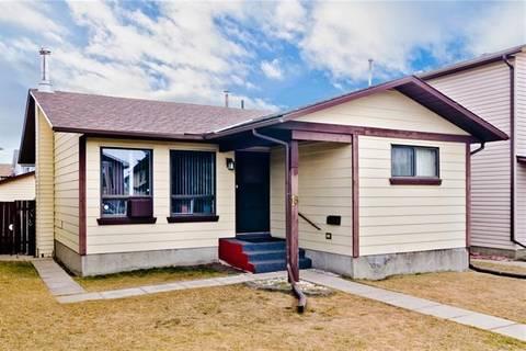 House for sale at 16 Taraglen Pl Northeast Calgary Alberta - MLS: C4241019