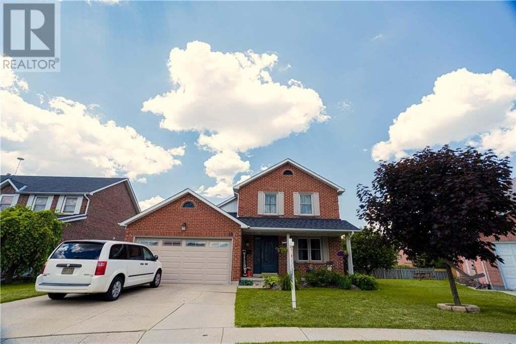 House for sale at 16 Tassie Ln Cambridge Ontario - MLS: 30817994