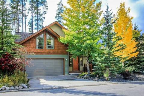 House for sale at 16 Terrace Pl Canmore Alberta - MLS: C4286848