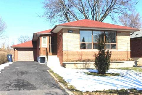 House for sale at 16 Thelmere Pl Toronto Ontario - MLS: W4698866
